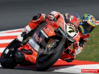 Magny Cours race 1...